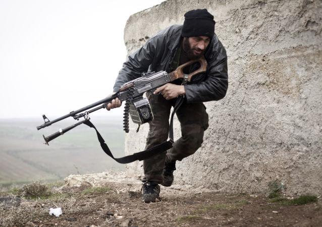 """叙利亚自由军愿向俄方提供""""伊斯兰国""""位置情报"""