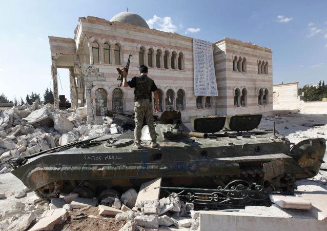 叙利亚自由军