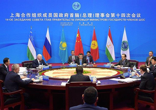 俄总理:建立上合组织金融机制是当务之急