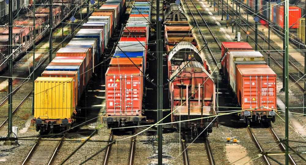 黑龙江副省长:哈俄国际货运班列已实现常态化运行