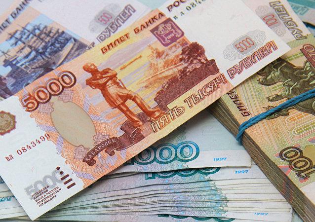 调研:俄罗斯人平均工资20年增长19倍