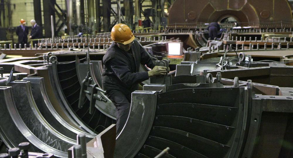 俄卡卢加经济特区中资涡轮机生产企业项目将于2020年启动