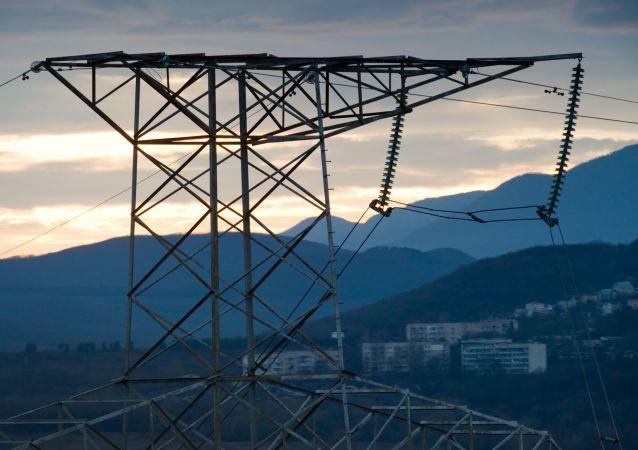 克里米亚领导人请求半岛居民限制家电使用