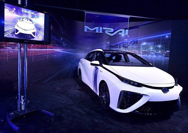 丰田Mirai氢动力汽车的日本下单用户需等3-4年方可提车