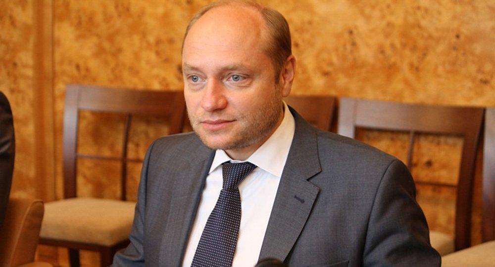 俄罗斯远东发展部部长亚历山大·加卢什卡