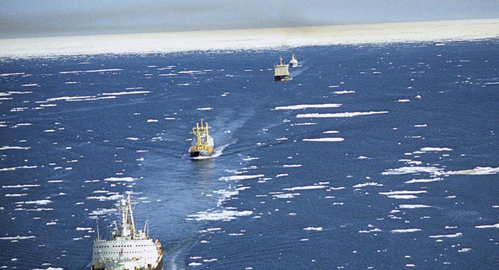 俄罗斯开始建造超远无人水下船舰