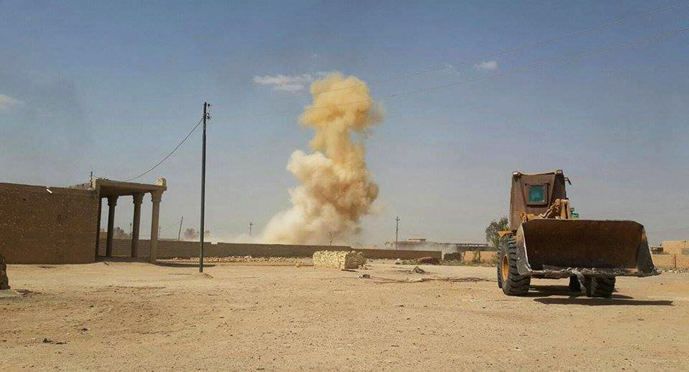 伊拉克议员:美国空军空袭造成30余名伊拉克士兵死亡