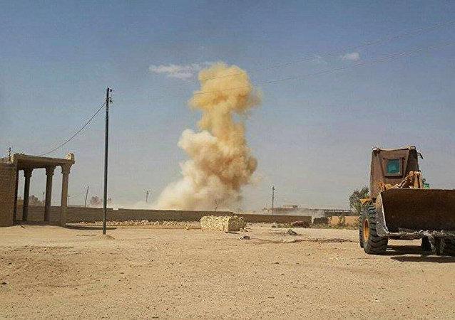 媒体:误击伊拉克军人的是加拿大飞行员