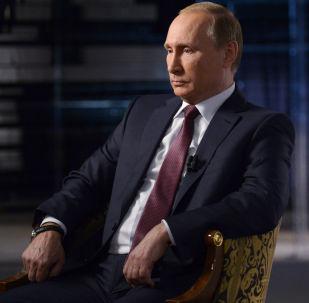 普京:担忧北约做决策的实际做法 俄被迫采取对策