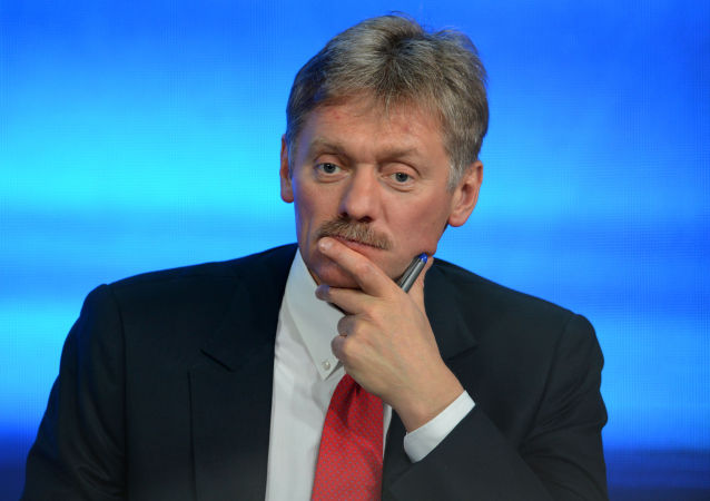 俄联邦总统新闻发言人佩斯科夫