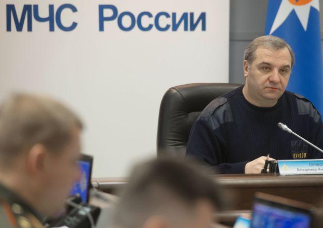 弗拉基米尔∙普奇科夫