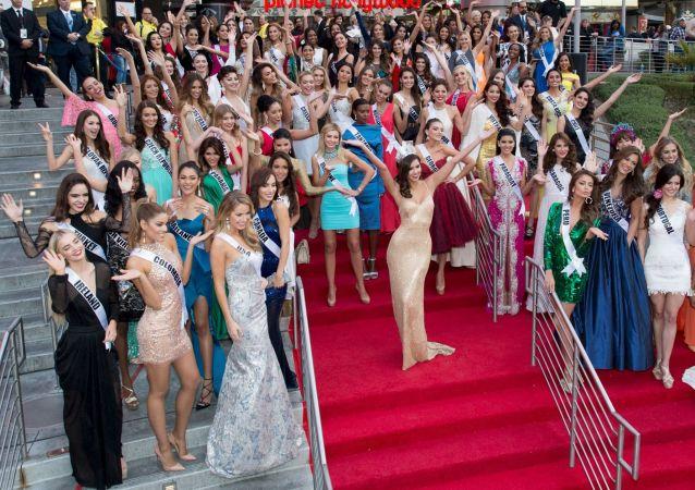 2015年环球小姐决赛将在拉斯维加斯举行