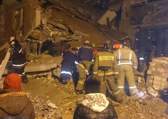 伏尔加格勒民房煤气爆炸受伤人数增至11人
