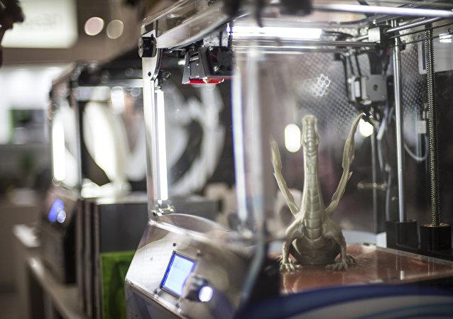 俄乌拉尔大学将与黑龙江省科学院建立俄中3D技术发展中心