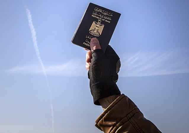 恐怖分子或持假护照与难民一起进入欧盟