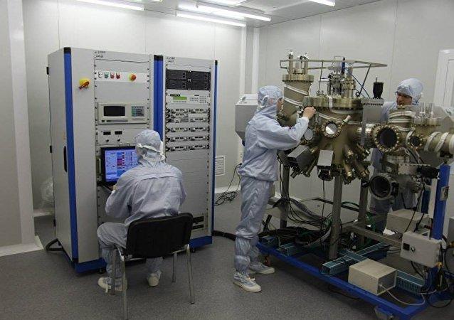 俄中建成航空零部件测试实验室