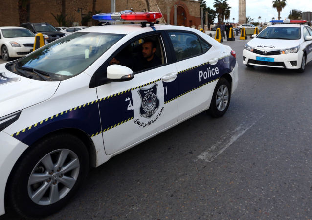 利比亚外交使团安全局将增员500人