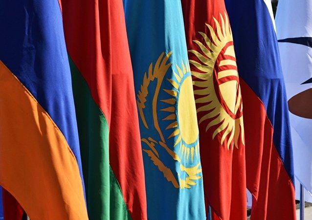 欧亚经济联盟和丝绸之路经济带对接项目的路线图或将于年内签署