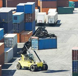 2018年年初俄铁港口集装箱卸货量创新纪录