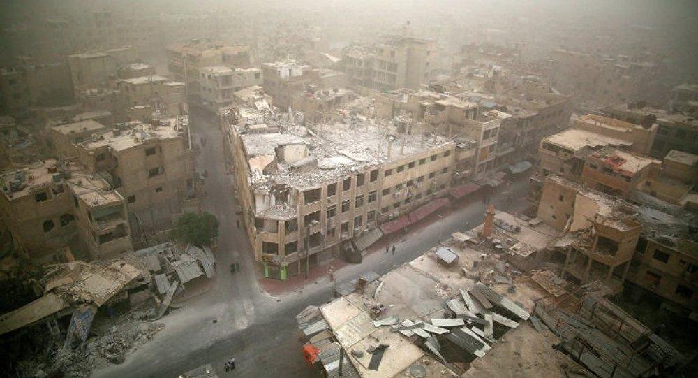 俄中外交官讨论叙利亚各方会谈前景