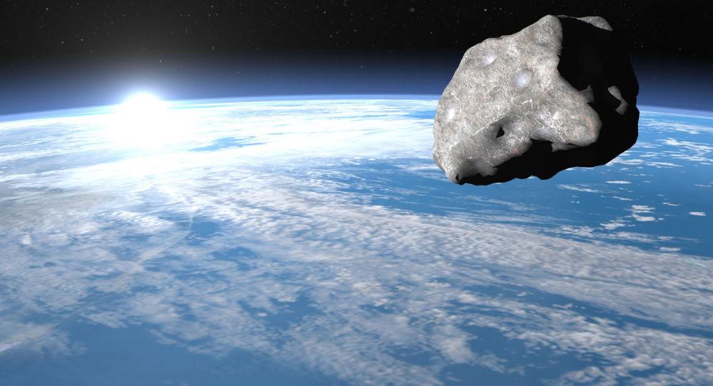 房子大小的小行星10月將掠過地球