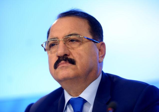 叙利亚驻俄罗斯大使哈达德