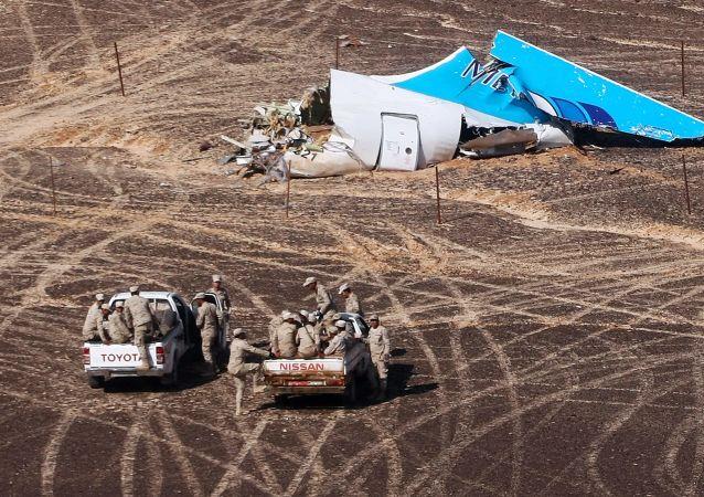 俄罗斯А321客机恐怖事件可能是使用美国制造的塑料炸弹所实施的