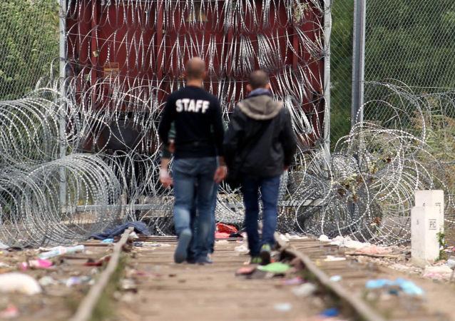 保加利亚因移民激增拟在与希腊交界处建造围墙