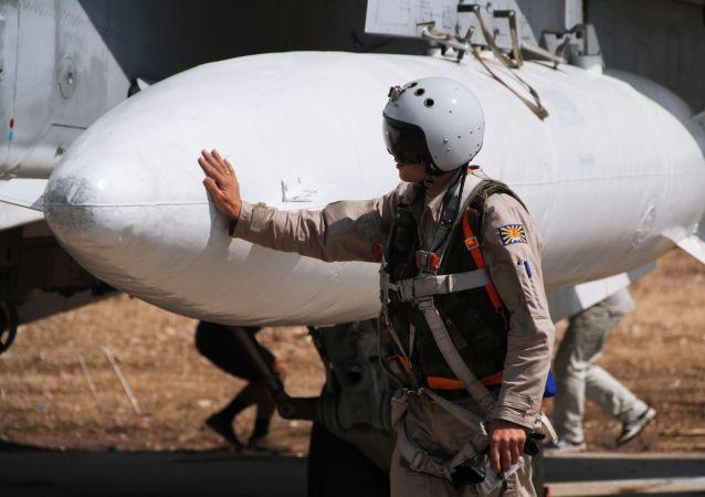 俄空天军一周内在叙利亚执行战斗飞行330余架次 摧毁恐怖分子设施790多处