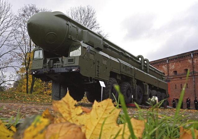 俄战略火箭军进入最高战备状态