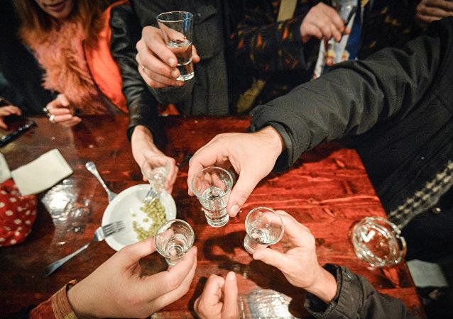媒體:俄羅斯酒精消費量下降