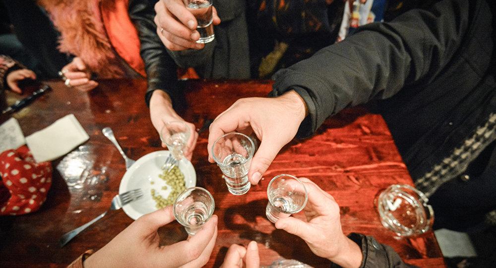 媒体:俄罗斯酒精消费量下降