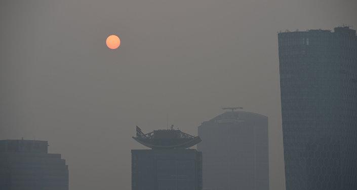 中国气象专家:气候变暖让中国雾霾更严重