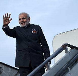 印度外秘:印度总理计划2017年夏季访俄