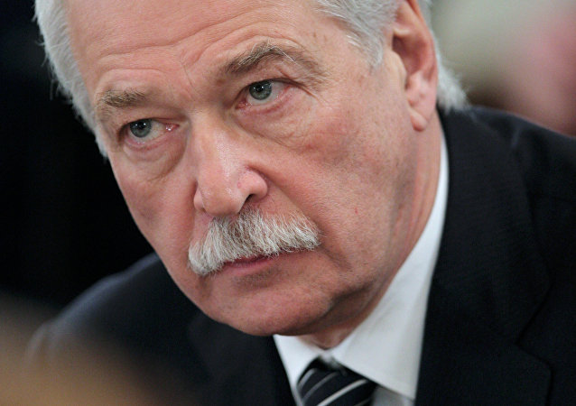 俄常驻联络小组代表:应竭尽所能谈判以找到妥协办法