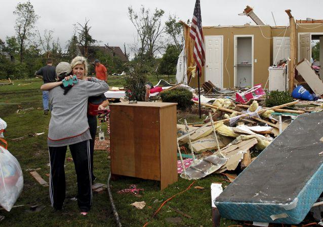 美国东南部地区遭遇极端天气导致26人死亡