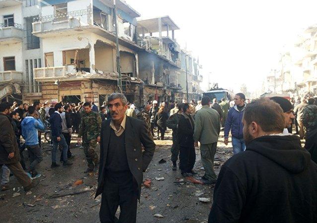 叙利亚城市霍姆斯