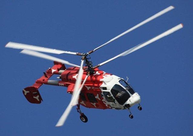 俄工贸部长希望尽快与印签订卡-226T直升机的供应合同