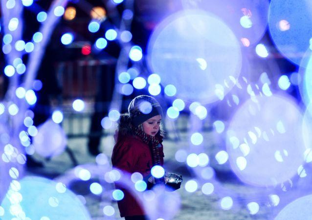 伊尔库茨克、赤塔及乌兰乌德迎来新年