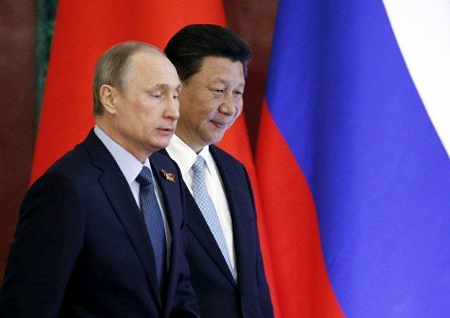 普京和習近平在塞爾維亞最受歡迎的外國領導人中排名前三