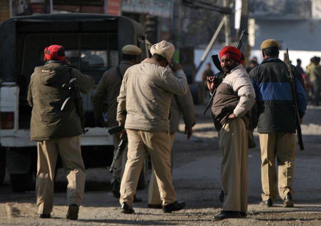 媒体:孟买警方因袭击威胁进入高度戒备状态