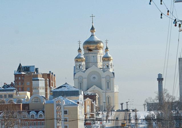 300多家中资企业在哈巴罗夫斯克边疆区工作