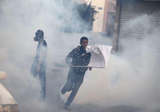 巴林的抗议活动