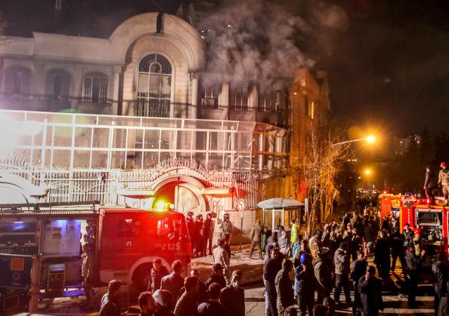 阿曼对驻德黑兰的沙特阿拉伯使馆遇袭事件表示遗憾