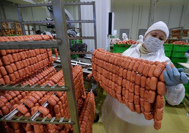 俄罗斯的肉类生产在制裁情况下发展迅猛