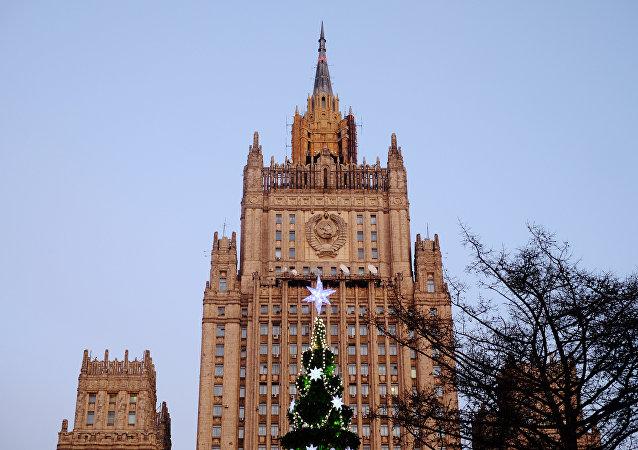 俄外交部:俄中两国外交官就乌克兰、中亚和外高加索地区的局势进行讨论