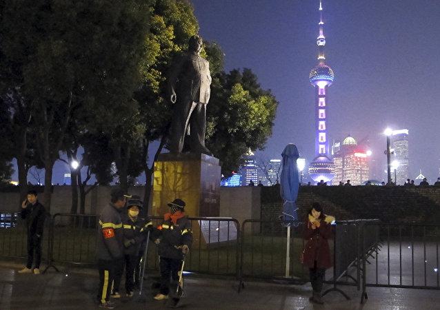 上海再次成为对外国人最有吸引力的中国城市