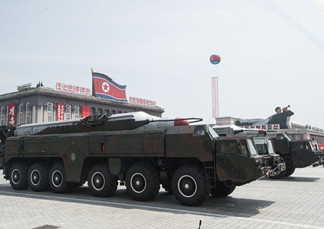 声明:朝鲜将继续提升本国核能力