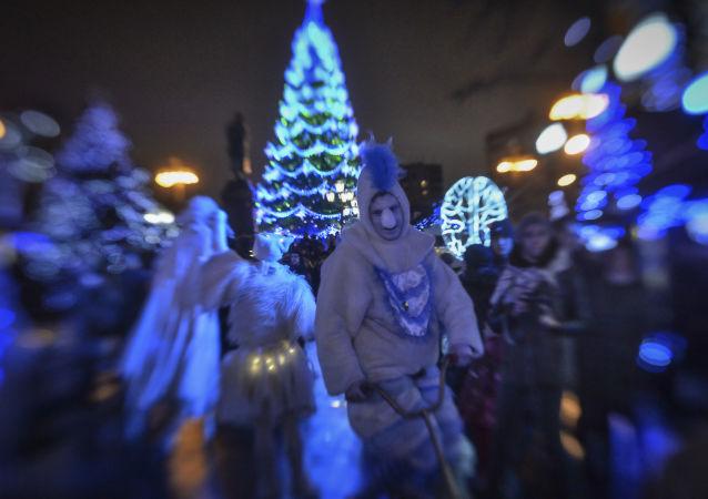 莫斯科将举办各种活动迎接圣诞节
