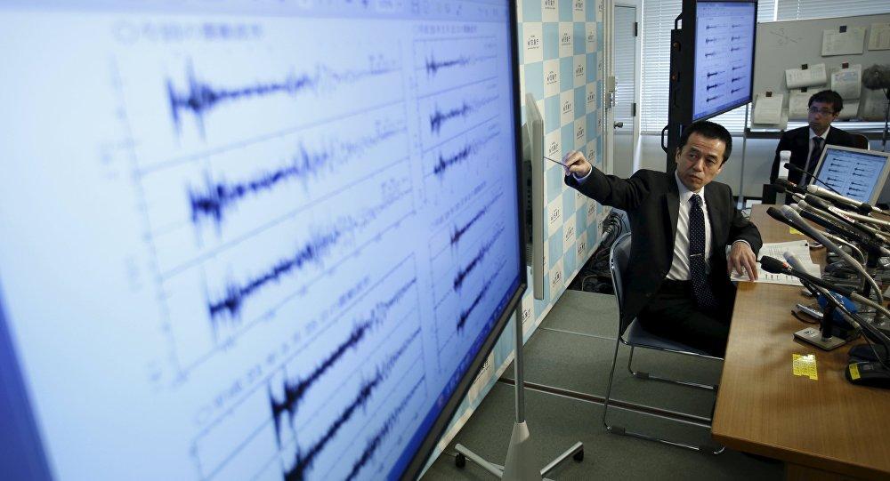 朝鲜爆炸威力据估计为6千吨当量